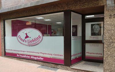 Seniorenservice Omas Liebling eröffnet in der Lange Straße