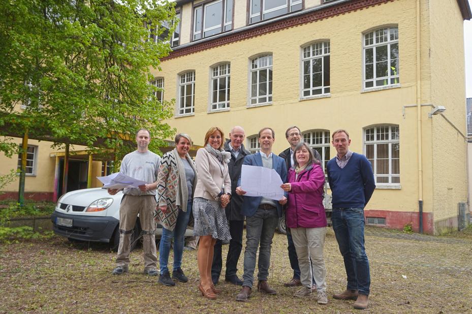 """Neue Wohn-Visionen für Dülken: """"Das Große Haus"""""""