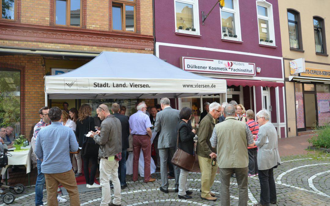 """Einladung zum """"get-together"""" am 13.07"""