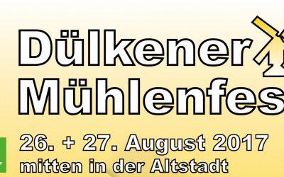 Update Mühlenfest