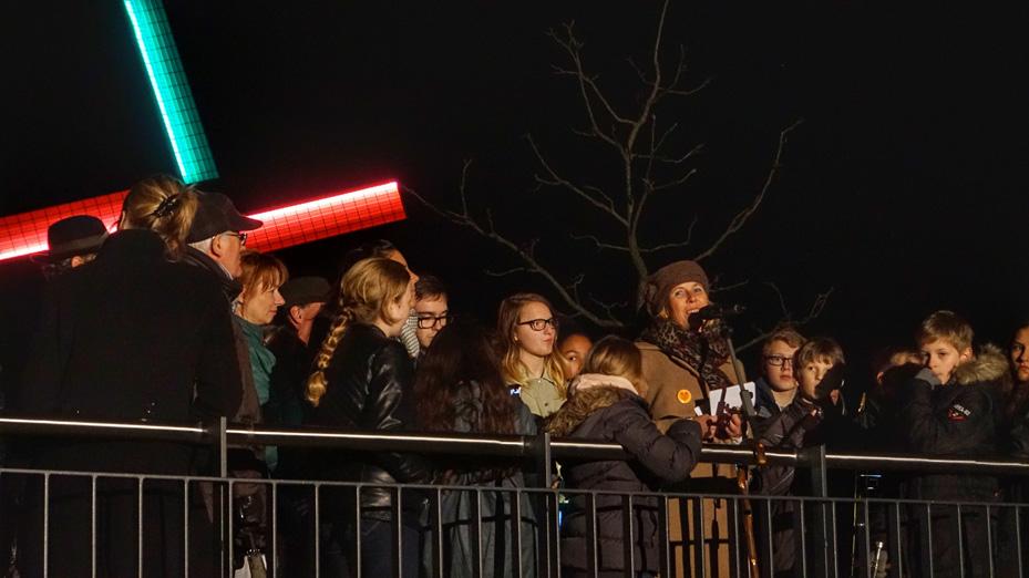 Stadtpark Melcherstiege zu St. Martin eröffnet