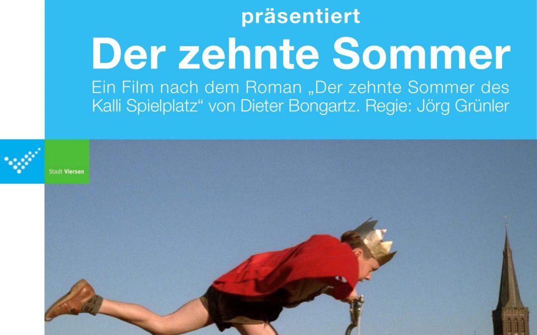 """Kinovorführung """"Der 10. Sommer"""""""