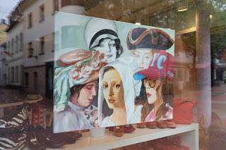 Kunst im Schaufenster 2018