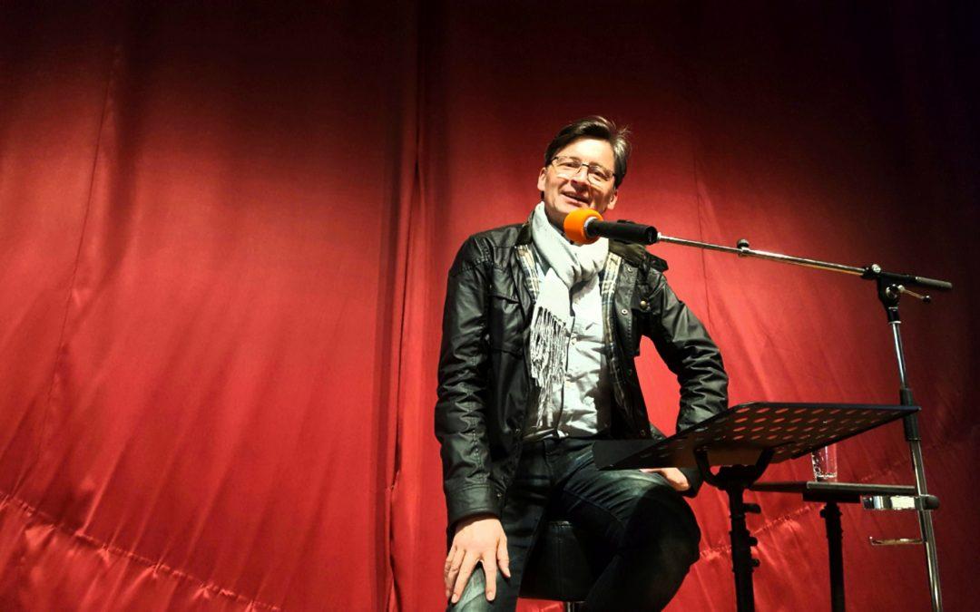 "Stefan Verhasselt: ""Wer kommt, der kommt – Kabarett 4.0""  am 21. September in Dülken"