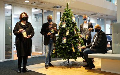 111 Engel für Dülken: Weihnachtswunschbaum für Senior*innen